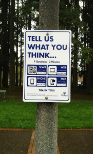 City of Hillsboro Parks Feedback