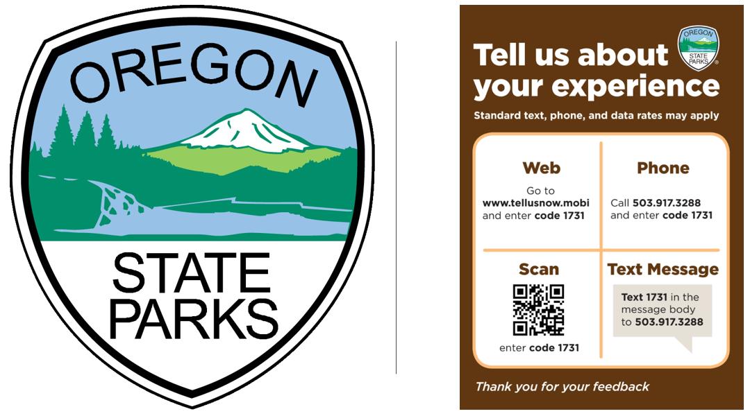 Oregon Parks Visitor Feedback
