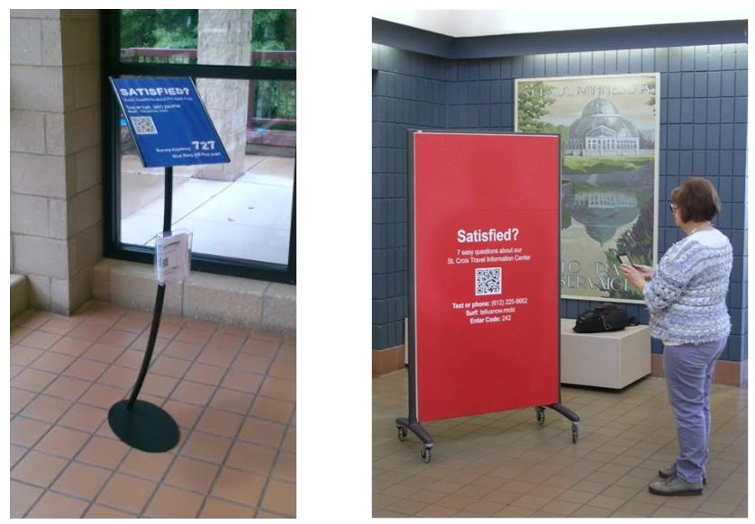 MN Rest Areas Use Opiniator for Signage Research