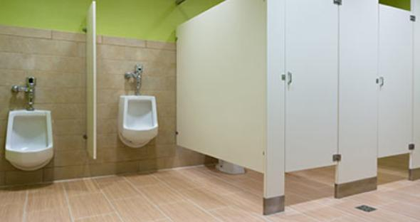 Restroom feedback and alerts by cell phone for any building