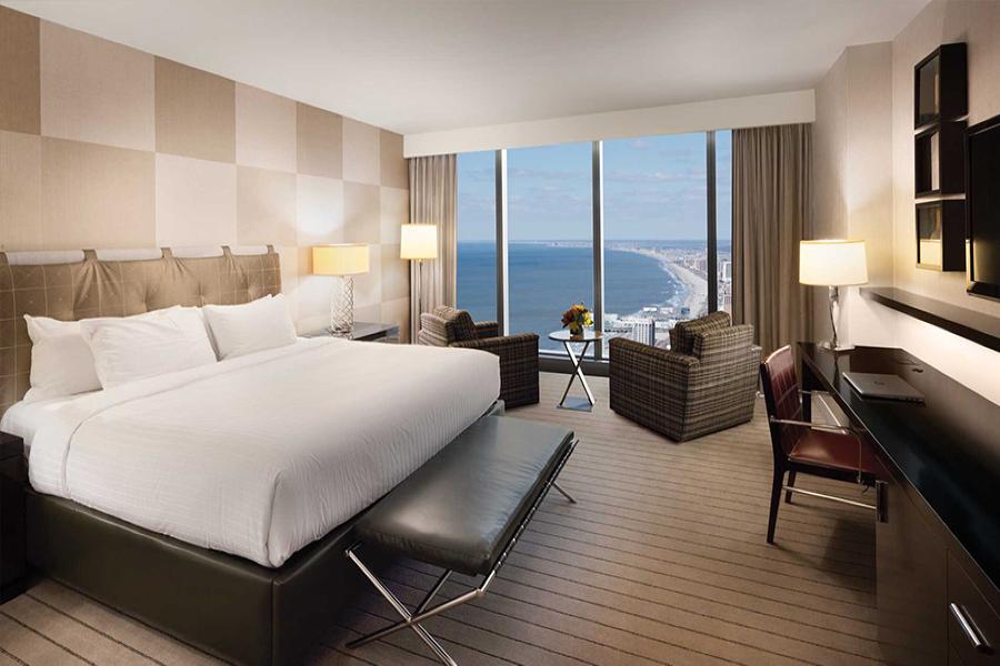 Hotel bedroom needs guest feedback
