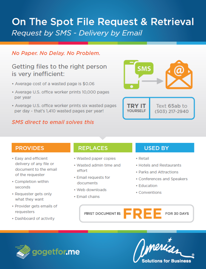 American Solutions File Sharing Utility gogetfor.me